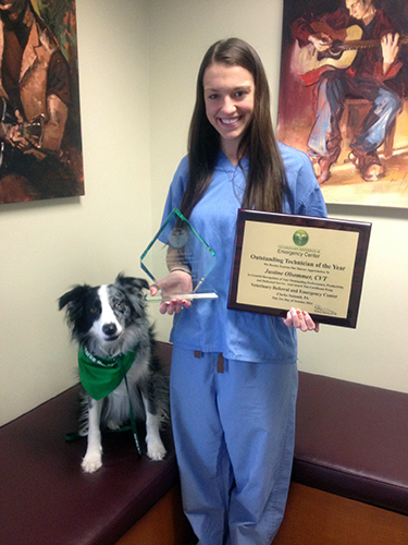 Vet Tech of the Year