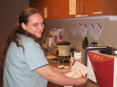 Veterinary Referral and Emergency Center - Technician - Darla