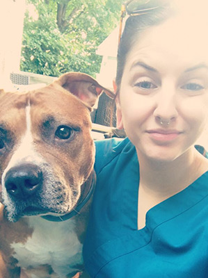 Veterinary Referral and Emergency Center - Laea F